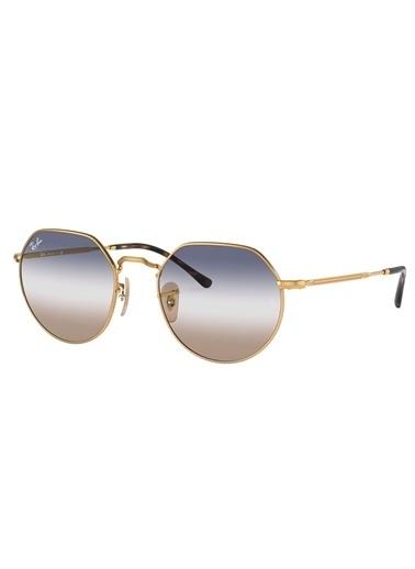 Ray-Ban Güneş Gözlüğü Altın